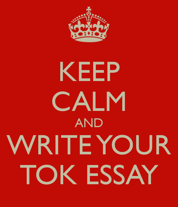Stay calm writing essays?